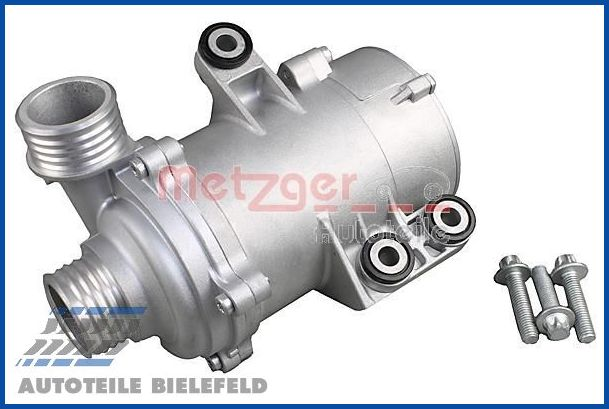 Indexbild 2 - NEU - METZGER 4007040 Wasserpumpe für BMW
