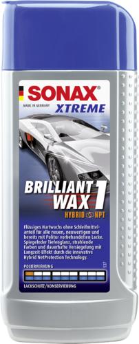 SONAX XTREME BrilliantWax 1 Hybrid NPT 250 ml