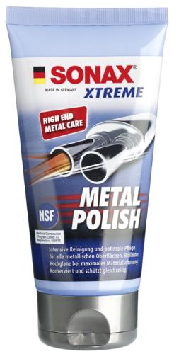 SONAX XTREME MetalPolish 150 ml